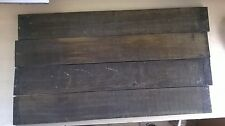 Ebony fingerboard blank for guitar or two mandolins  Luthier tone wood