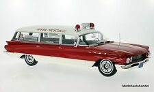 Buick Flxible Premier  Ambulance 1960  1:18 BOS