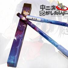 1pc Japanese Anime Gel Pen Writing Rollerball Pen Chinibyo Rikka takanashi Otaku