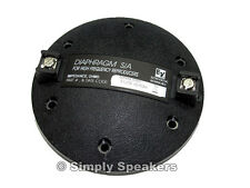 EV FACTORY New Speaker Diaphragm, DH1, N/DYM1, 8 Ohm, DH1202, DH2012, 81256XX