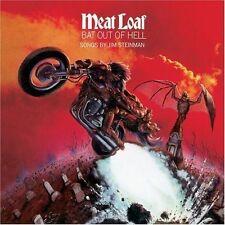 MEAT LOAF Bat Out Of Hell CD Meatloaf Bonus Tracks NEW