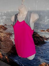 WOMEN'S PADDLE BOARD TOP  SZ L  [made in usa]