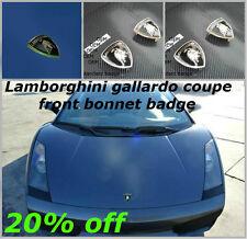 Lamborghini gallardo bonnet badge/murcielago badge/Lamborghini kit car badge