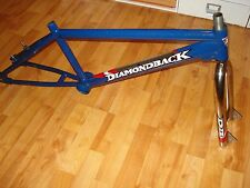 1990's DIAMONDBACK Frame and Fork, Old Mid School BMX