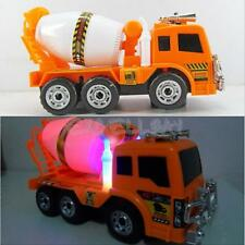 1: 22 Kids Large Truck Cement Mixer Vehicle Play Toy Car Non-Remote Controlled