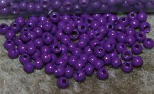 Fly tying 3.0mm Enamelled Chip Resistant Purple Tungsten beads 25 per bag