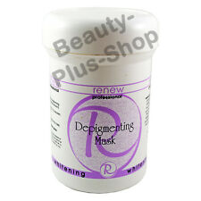 Renew - Whitening Depigmenting Mask 250ml /Helps Accelerate Brightening Process