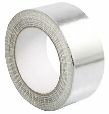 1Rolls of Auminium Foil SelF Adhesive50mm X50m HeaT Reflecting Insulation Tape