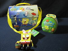 Spongebob Lunch Box and Other Memorabilia