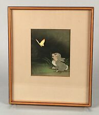 1937 Bambi Production Cel - Thumper - Courvoisier Galleries Walt Disney