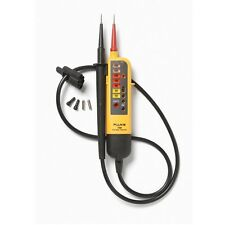 Fluke T90 UK Voltage & Continuity Tester with Cal Cert - UK Supplied - New