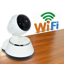 WIFI Wireless Pan/Tilt 720P HD CCTV Surveillance IP Camera Webcam Night Vision