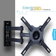 Full Motion Tilt Swivel Articulating TV Wall Mount Bracket for Samung 32 LCD LED