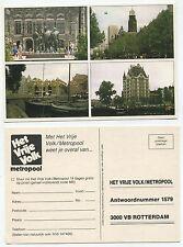 30134 - Rotterdam - Het Vrije Volk, Metropol - alte Bestellkarte