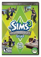 Les sims 3: high-end loft stuff (pc/mac, region-free) origin téléchargement key