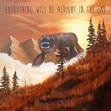 WEEZER – EVERYTHING WILL BE ALRIGHT IN THE END – NEW VINYL LP ALBUM