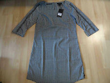 MAISON SCOTCH C´est chic chices Kleid Hahnentrittmuster Gr.  2 NEU