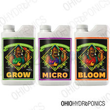 Advanced Nutrients pH Perfect Grow Micro Bloom Bundle Base Nutrients 1 L Liter