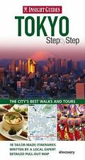 Tokyo (Step by Step), Insight Guides, New Books