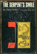 The Serpent's Smile by Olga Hesky-First American Edition/DJ-1967