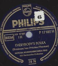Hotcha Mundharmonika Trio : I`m nobody`s Sweatheart Now + Everybody`s Polka
