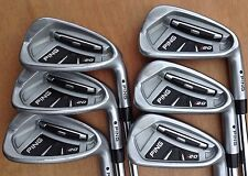 PING i20 Irons - 5 - PW - CFS STIFF SHAFTS - BLACK Dot