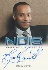 NCIS Premium Release by Rittenhouse -  Rocky Carroll Autograph Trading Card