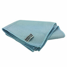Martin Cox Deep Waffle Quick Dry Large Microfibre Drying Towel Cloth Car Home