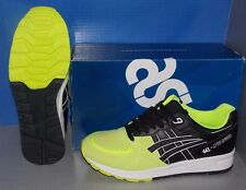MENS ASICS GEL LYTE SPEED in colors SAFETY YELLOW / BLACK SIZE 10.5