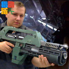 Alien Weapon Toy M41-A Pulse Rifle 1: 1 Assemble DIY Toy 3D Paper Model