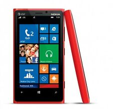 Nokia Lumia 920 - 32GB - Red Windows Phone AT&T Unlocked US Stock! N/O