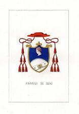 Araldica stemma araldico della famiglia Profili di Iesi