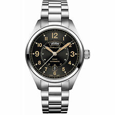 Hamilton Khaki Field Day Date Auto Men's Watch H70505933 Swiss Automatic