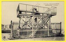 """cpa 76 Environs de ROUEN BONSECOURS La CLOCHE du clocher """"Le GROS LÉON"""" de 1892"""