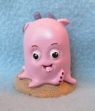 "PEARL PINK OCTOPUSS 1.75"" PVC FIGURE, Disney Finding Nemo, Cake Topper"