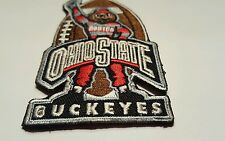 """OSU University of Ohio State Buckeyes BRUTES Embroidered Iron On Patch 3.5""""x 2"""""""