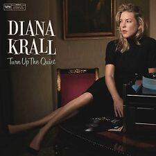 DIANA KRALL - TURN UP THE QUIET  2 VINYL LP NEU