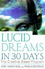 Keith Harary - Lucid Dreams In 30 Days (1999) - Used - Trade Paper (Paperba