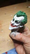 custom painted batman arkham joker head for 12 inch body
