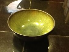 """Vintage Jars Tourron Pottery Bowl Made In France Measures 5.5"""" Across"""