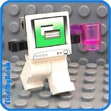 M116 Lego Custom Tee Vee Computer Droid Minifigure NEW