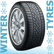4 x 235/60/18 Dunlop SP WINTER SPORT 3D Tyres - 107 XL H - WBA13757