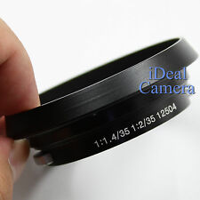 New Metal Lens Hood for Leica 12504 Summilux Summicron M 35mm 1:1.4 1:2 Lens