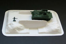 AMERA DIORAMA VAC FORMED STONE BRIDGE NEW 1/72-1/76