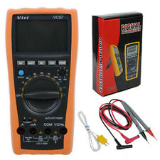 VC97 Auto Range Digital Multimeter Resistance Thermometer DMM AC DC Capacitance