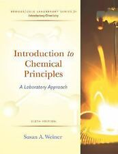Introduction to Chemical Principles: A Laboratory Approach (BrooksCole Laborator