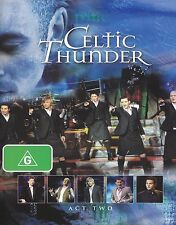 CELTIC THUNDER - ACT TWO DVD ~ IRISH~CELTS~IRELAND *NEW*