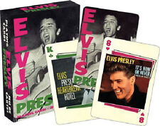 Elvis- Covers Playing Cards Deck New