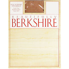 Berkshire Full Support Lycra Leg Reinforced Toe Nude Stockings Size C