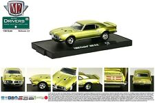 1:64 M2 Machines DRIVERS R22 = CANDY GREEN 1968 Pontiac Firebird 400 H.O. *NIP*